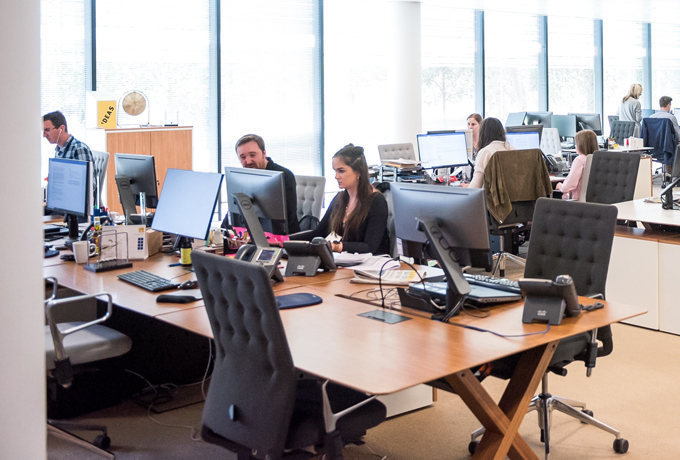 Will businesses ditch the traditional office model post-lockdown?