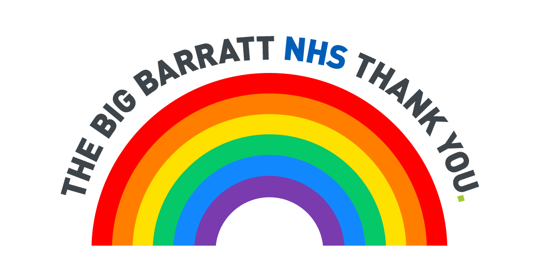 NHS thank you