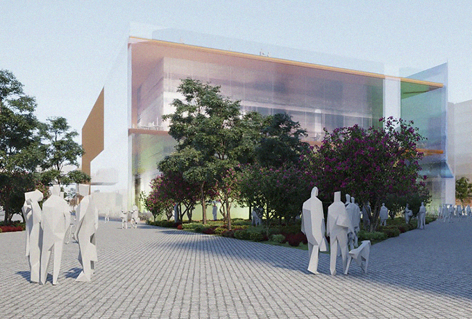 Swindon's new Cultural Quarter planned in prime location