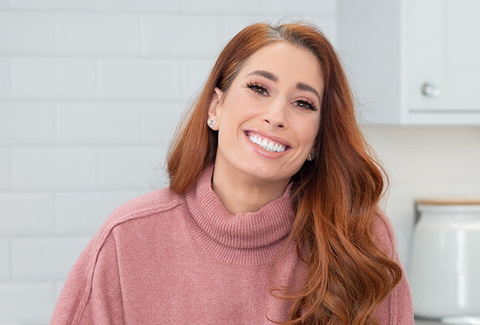 New book by Stacey Solomon urges people to create happiness in a messy world