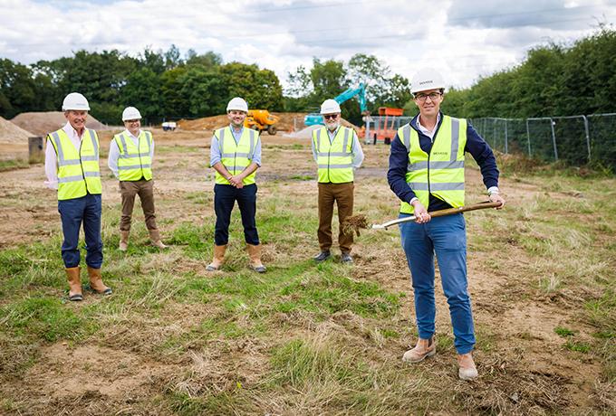 Regional housebuilder Backhouse repositions for growth
