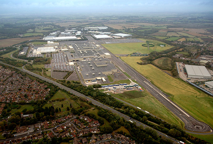 Swindon's Honda car plant sold to logistics firm