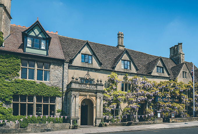 Investors ring the changes at England's oldest hotel