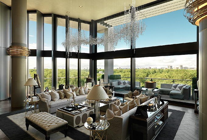 Britain's most expensive apartment a snip at £175 million