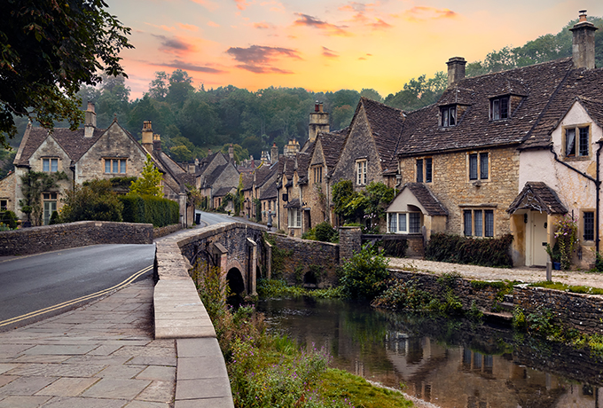 The Wiltshire villages guaranteed to light up your Instagram grid
