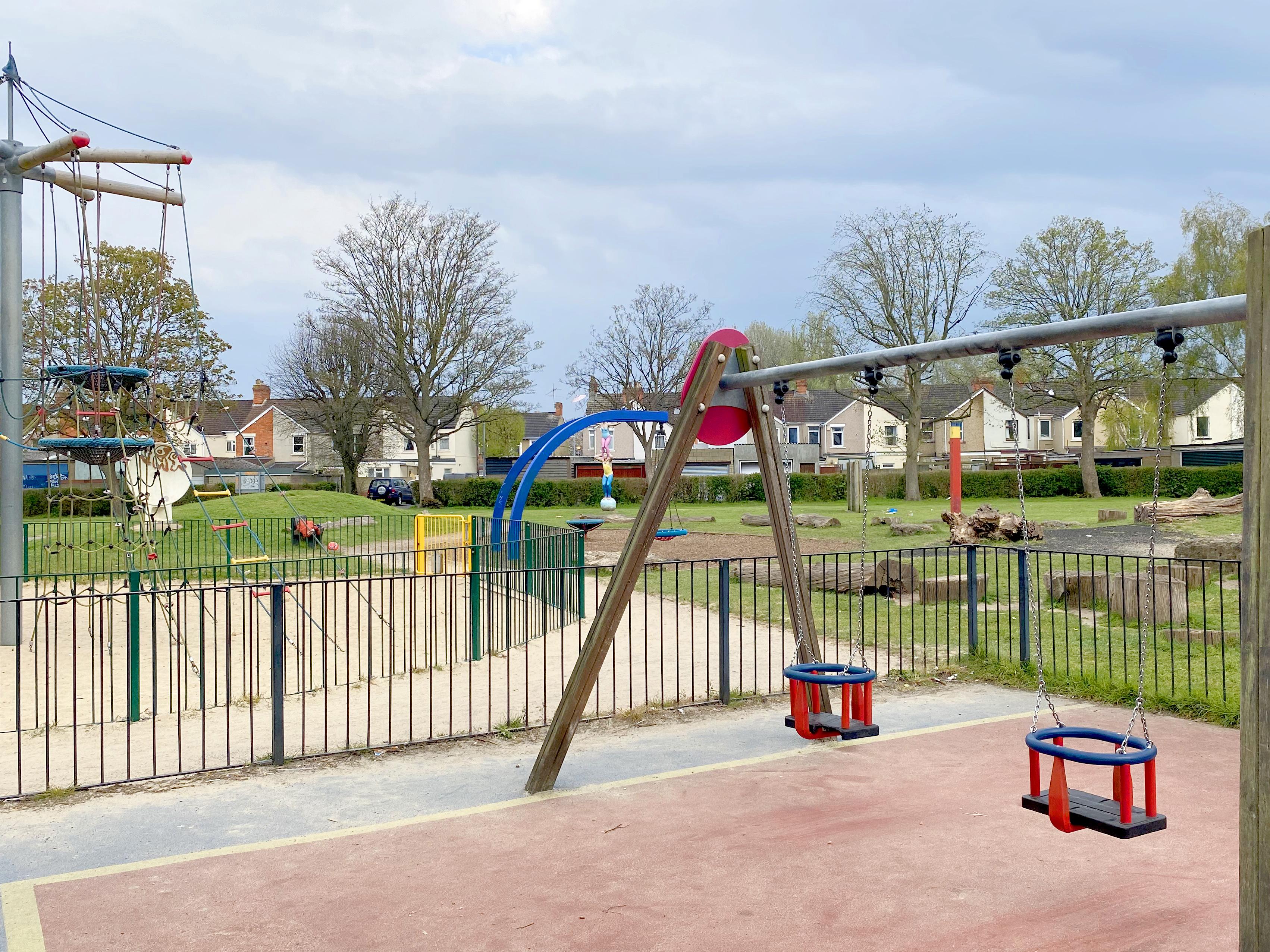 St. Marks Park Swindon