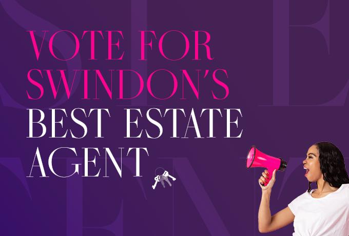 Vote for Swindon's best estate agent