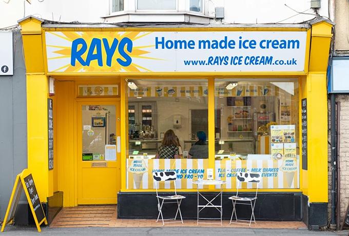 For Sale: Rays Ice Cream, Swindon, leasehold £299,000