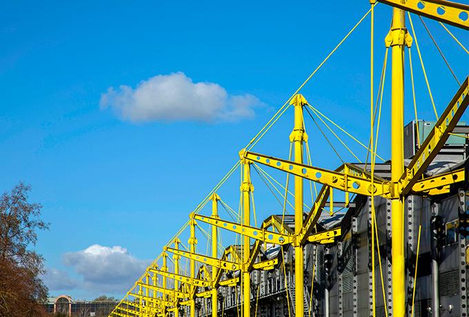 Visit Swindon Renault Building