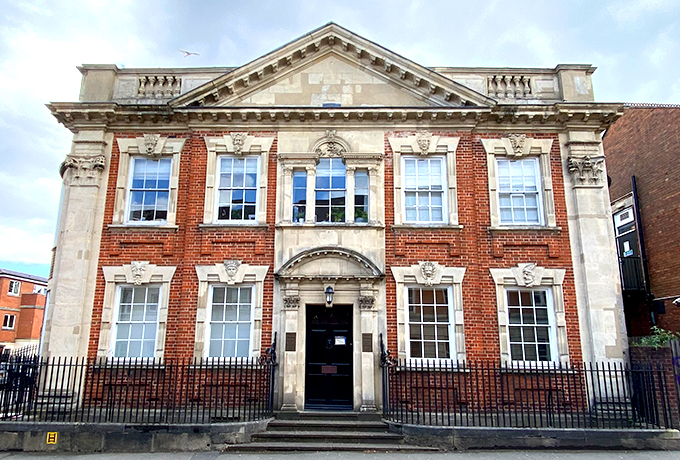 Visit swindon Villets House
