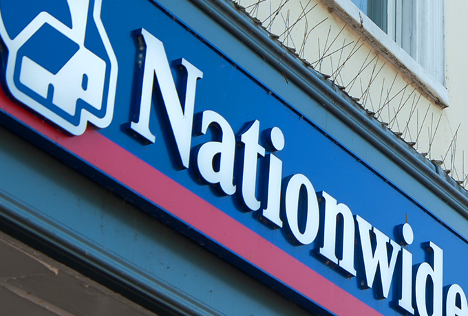 Nationwide's new prize draw rewards people just for being a member