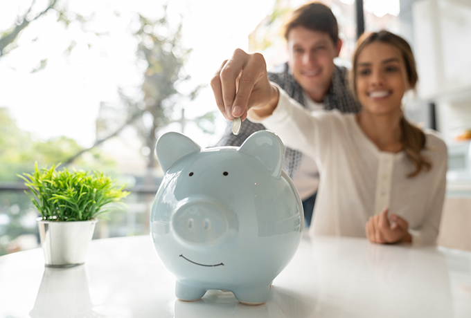 Five ways to trick yourself in to saving a deposit for a house