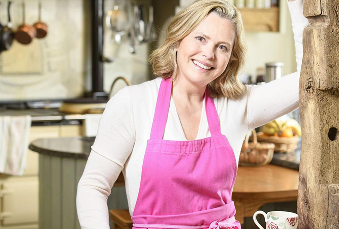 Wellness guru Liz Earle is selling her Wiltshire farmhouse