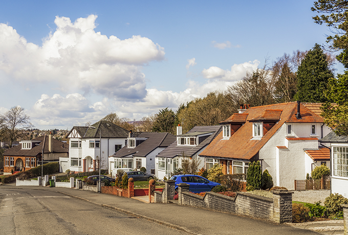 Homebuyers willing to pay a premium to live on a Hill, Lane or Garden