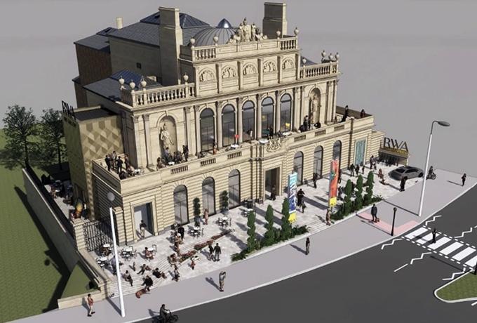 Swindon firm Beard wins contract to restore historic art gallery
