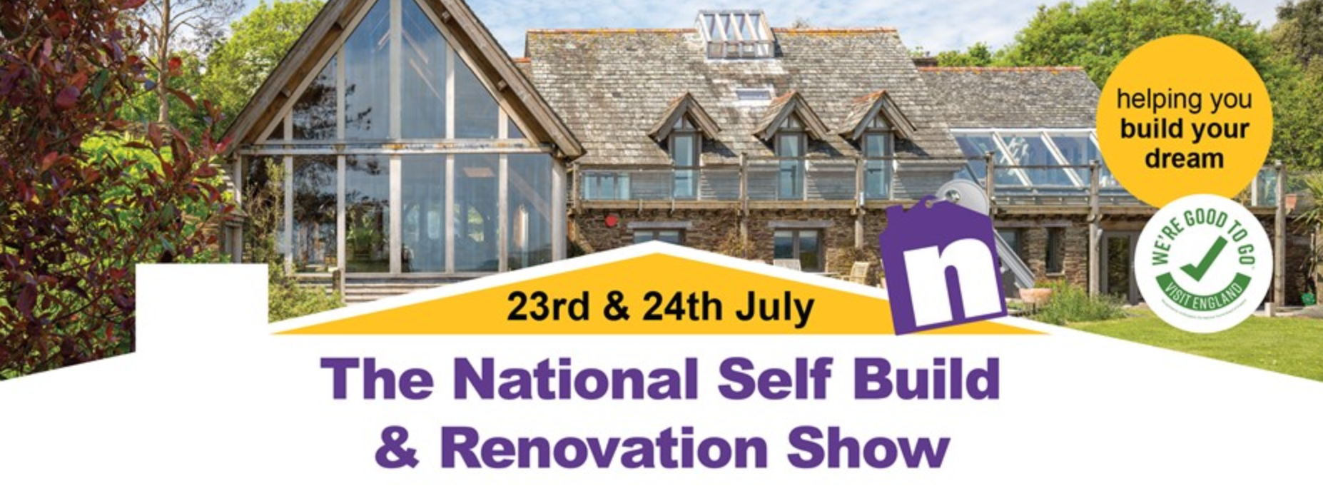 The National Self Build and Renovation Show 2021