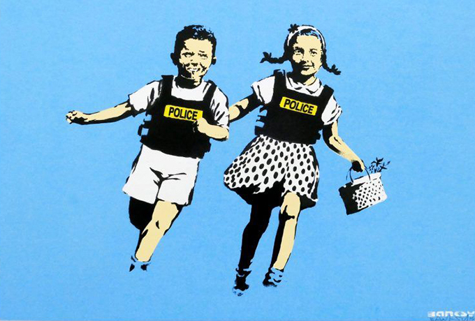 Get to see works by Banksy and contemporaries at Swindon gallery