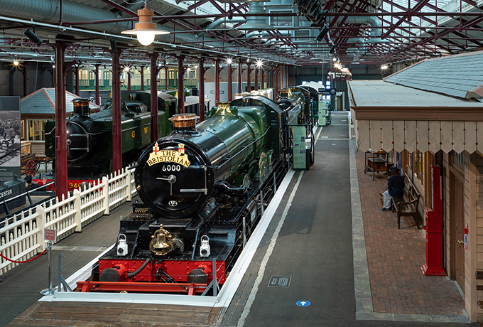 Kids go for a quid at STEAM Museum of the Great Western Railway