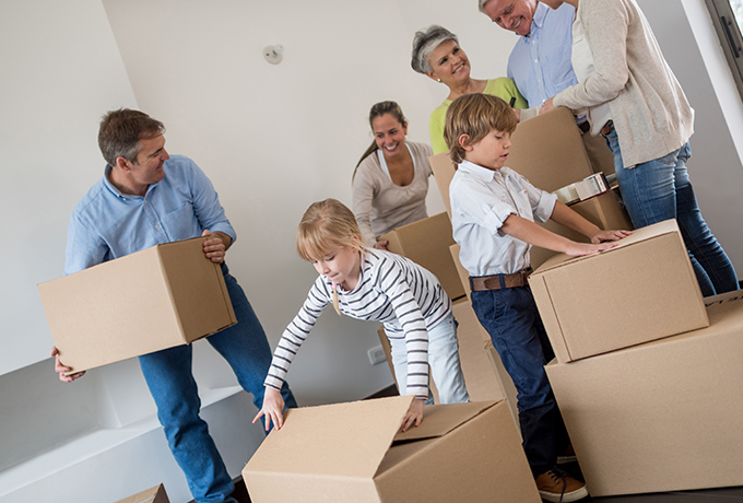 Tips for moving home during the pingdemic