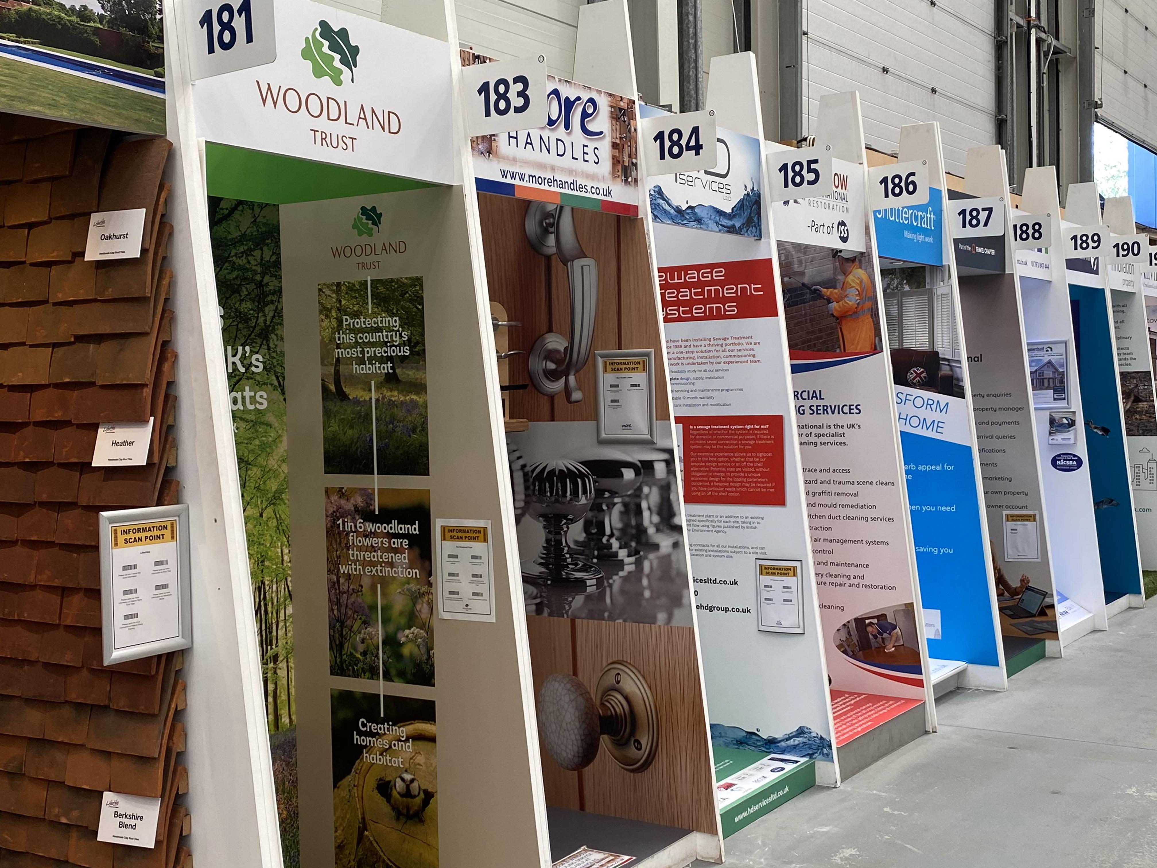 NSBRC Self Build Show 2021 Exhibitors