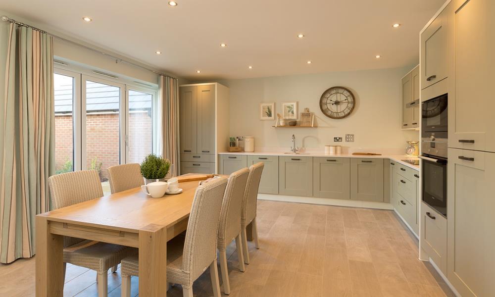 Badbury Park kitchen
