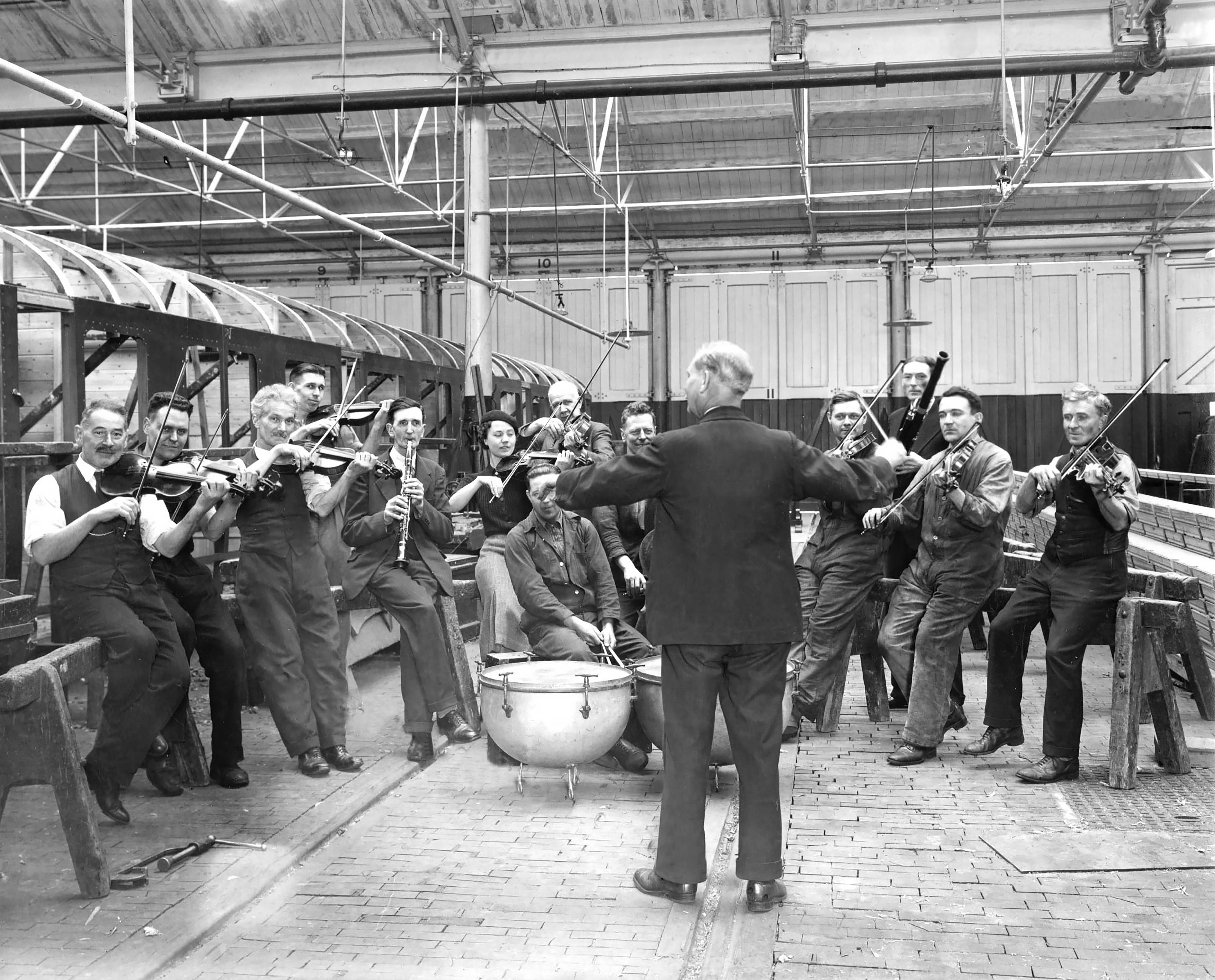 GWR orchestra