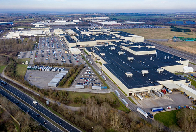 Plans for state-of-the-art logistics facility at Honda site
