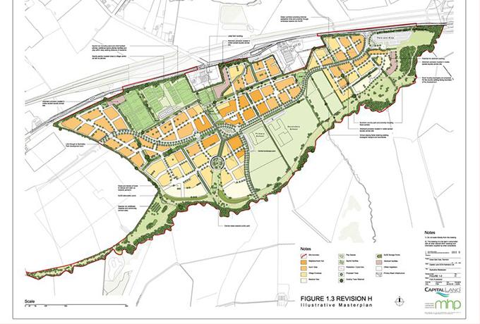 New Eastern Villages Swindon