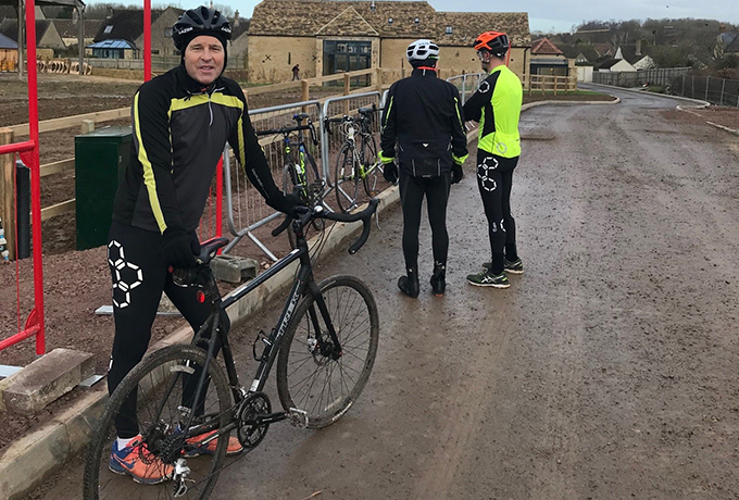 Stonewood staff in training for 100-mile cycle challenge
