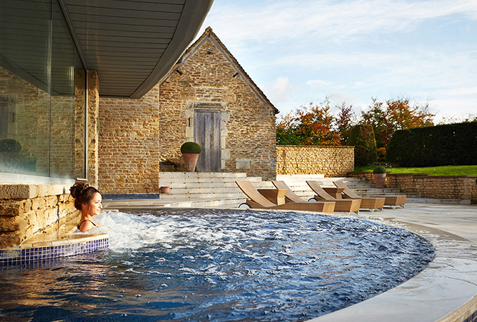 It's been a tough year, so rest and recharge with a fabulous spa day