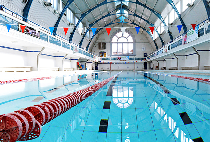 Refurbishment of Swindon's Health Hydro one step closer