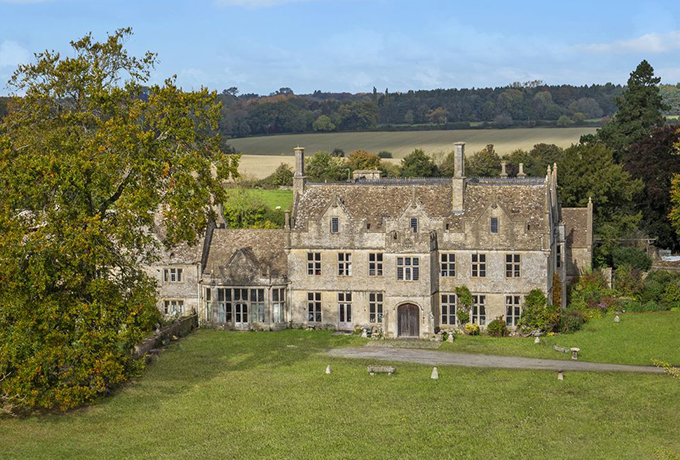Cotswolds estate neighbouring Prince Charles' Highgrove retreat for sale
