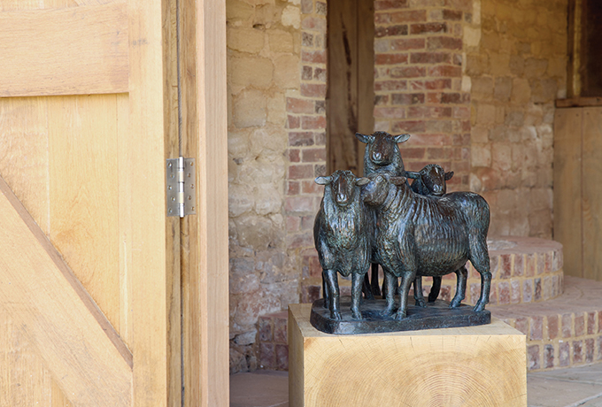 Calne art and sculpture exhibition features A Few Favourite Things
