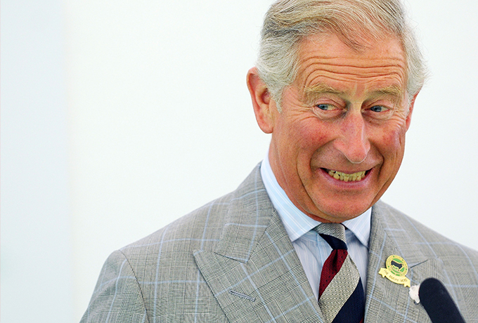 Prince Charles faces protests over plans to build 2,500 homes on agricultural land