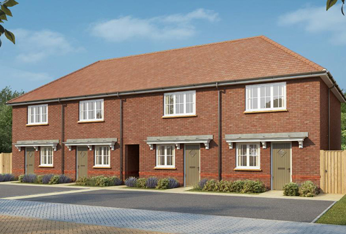 For Sale: Redrow